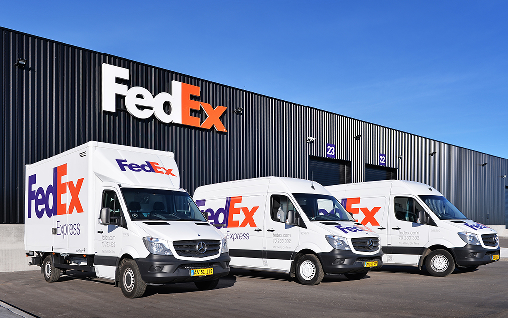 Arexa sikrer FedEx sin godsterminal på Lillestrøm